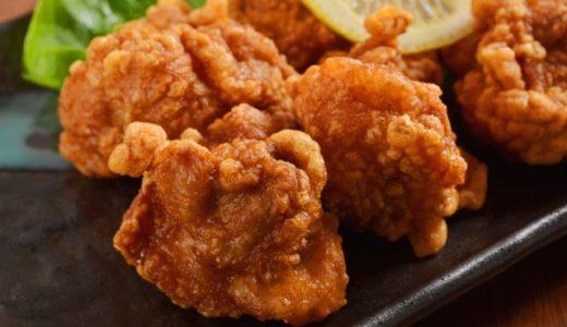 『鶏の唐揚げ』の糖質量(炭水化物量)は?+糖質制限レシピ